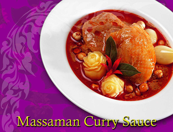 Massaman Curry Sauce
